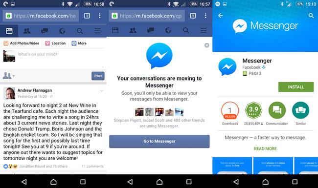 download facebook messages 2019